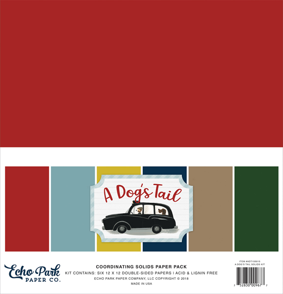 ADT155015 A Dogs Tail Solids Kit