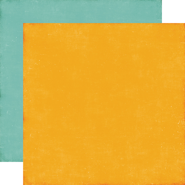 Yellow/Teal<br> Coordinating Solid