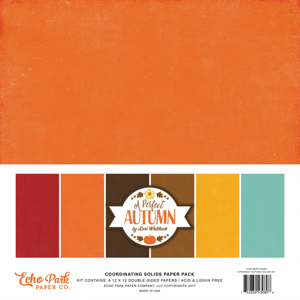 APA132060 A Perfect Autumn Solids Kit