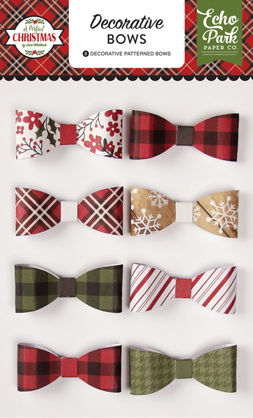 APC135063 A Perfect Christmas Decorative Bows