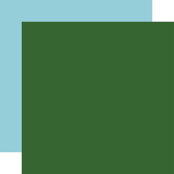 AA163018 Green Lt Blue Coordinating Solid
