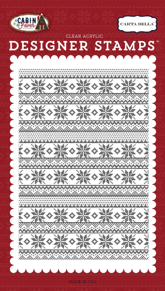 CBCF73045 Arctic Sweater Stamp
