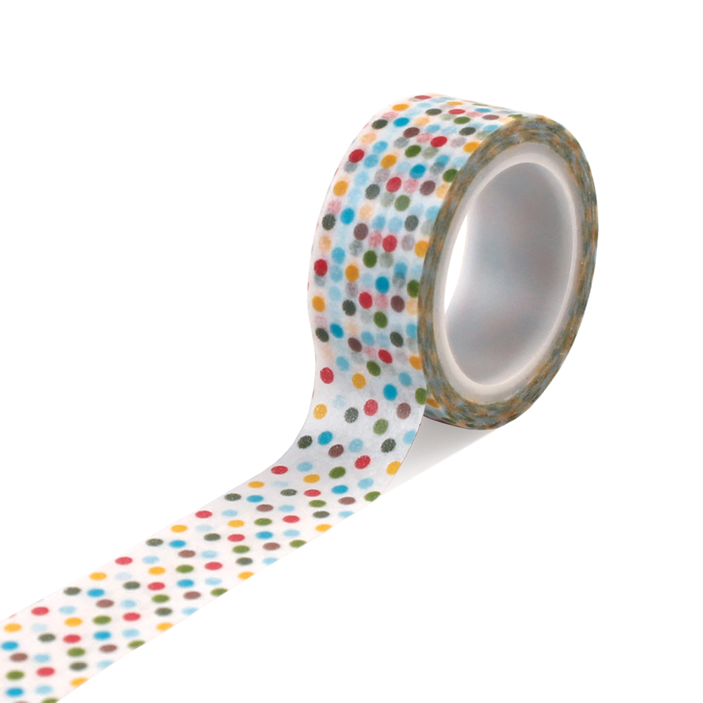 DF102027 Decorative Tape - Multi Dots