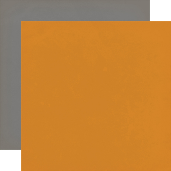 CBDI110017 Orange Grey Coordinating Solid