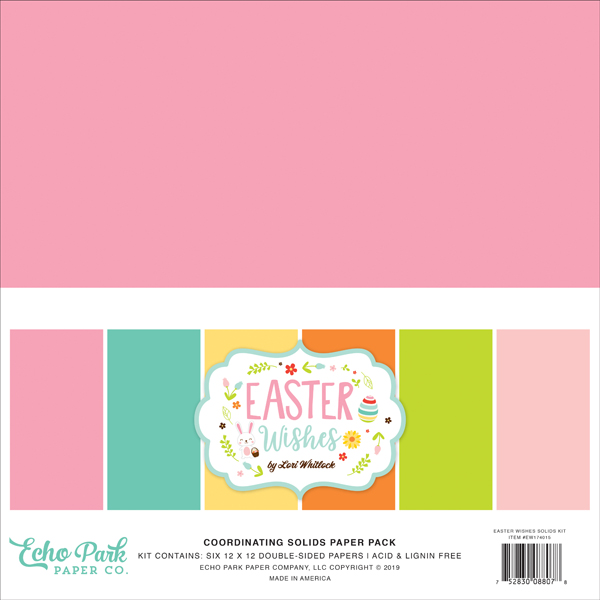 EW174015 Easter Wishes Solids Kit