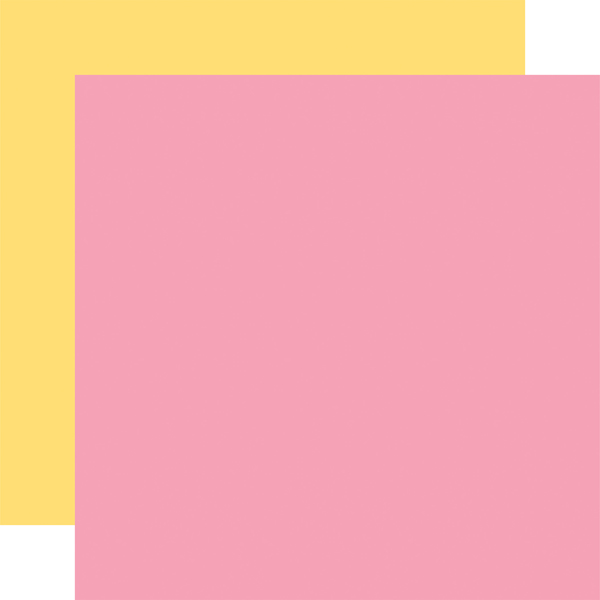 EW174018 Pink Yellow Coordinating Solid