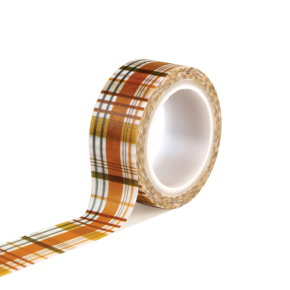 FIA112026 Fall Air Plaid Tape
