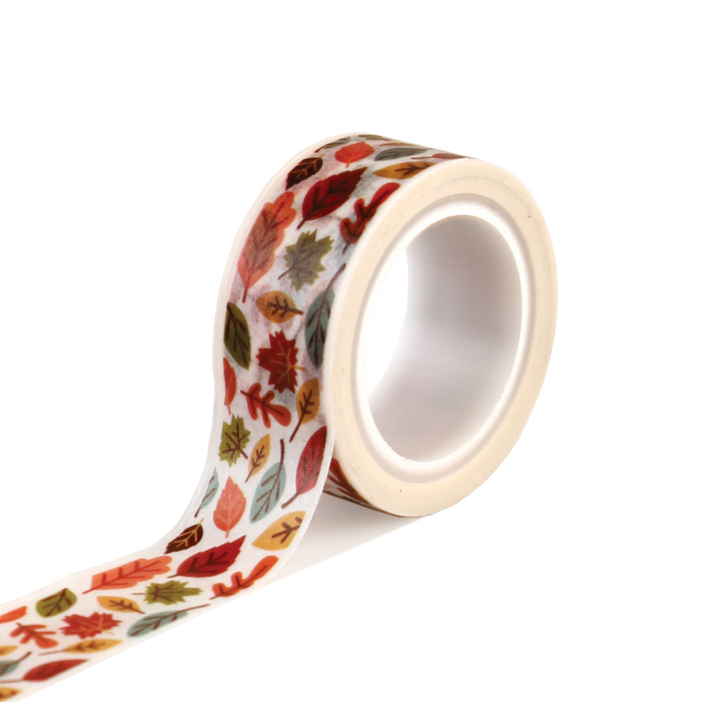 FIA112027 Decorative Tape Multi Leaves