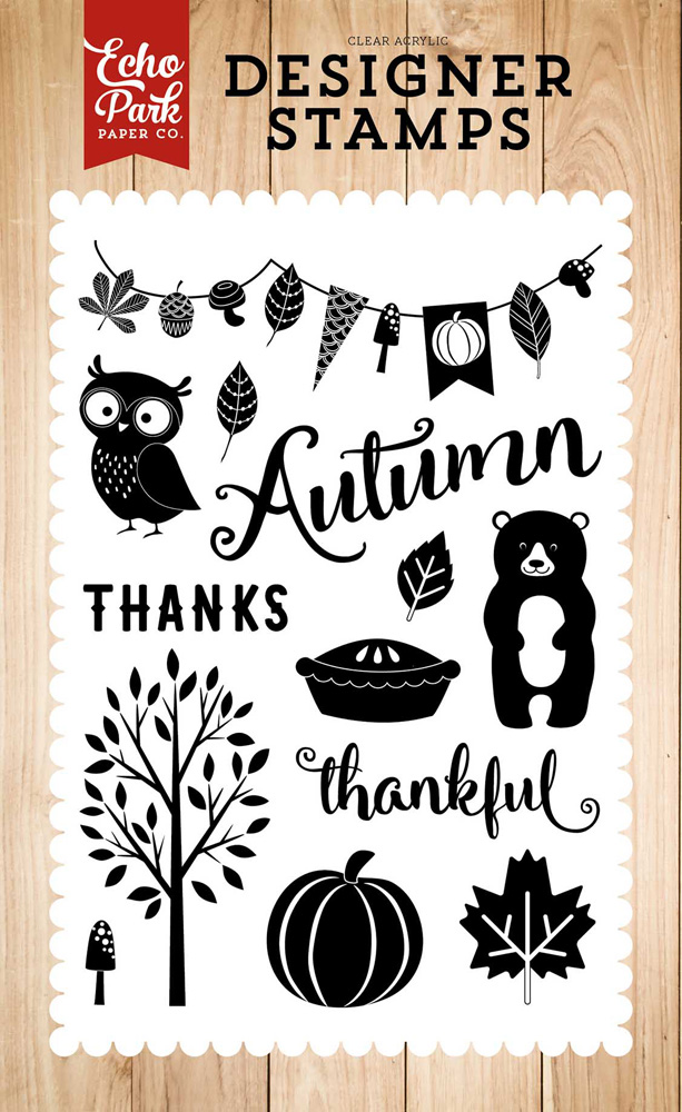 FIA112045 Feeling Thankful Stamp Packaging Front