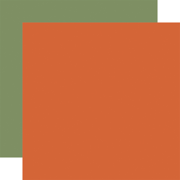 CBFAM105017 Orange Green Coordinating Solid