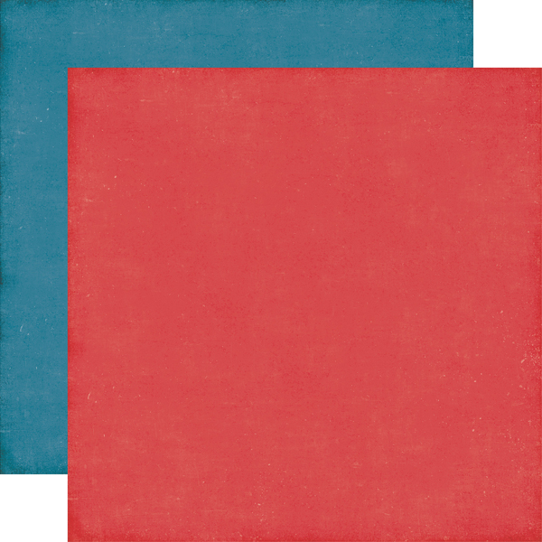 GSE127019 Red / Blue - Coordinating Solid