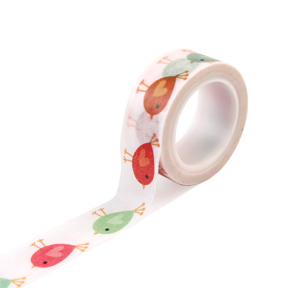 HS105026 Decorative Tape - Birdies