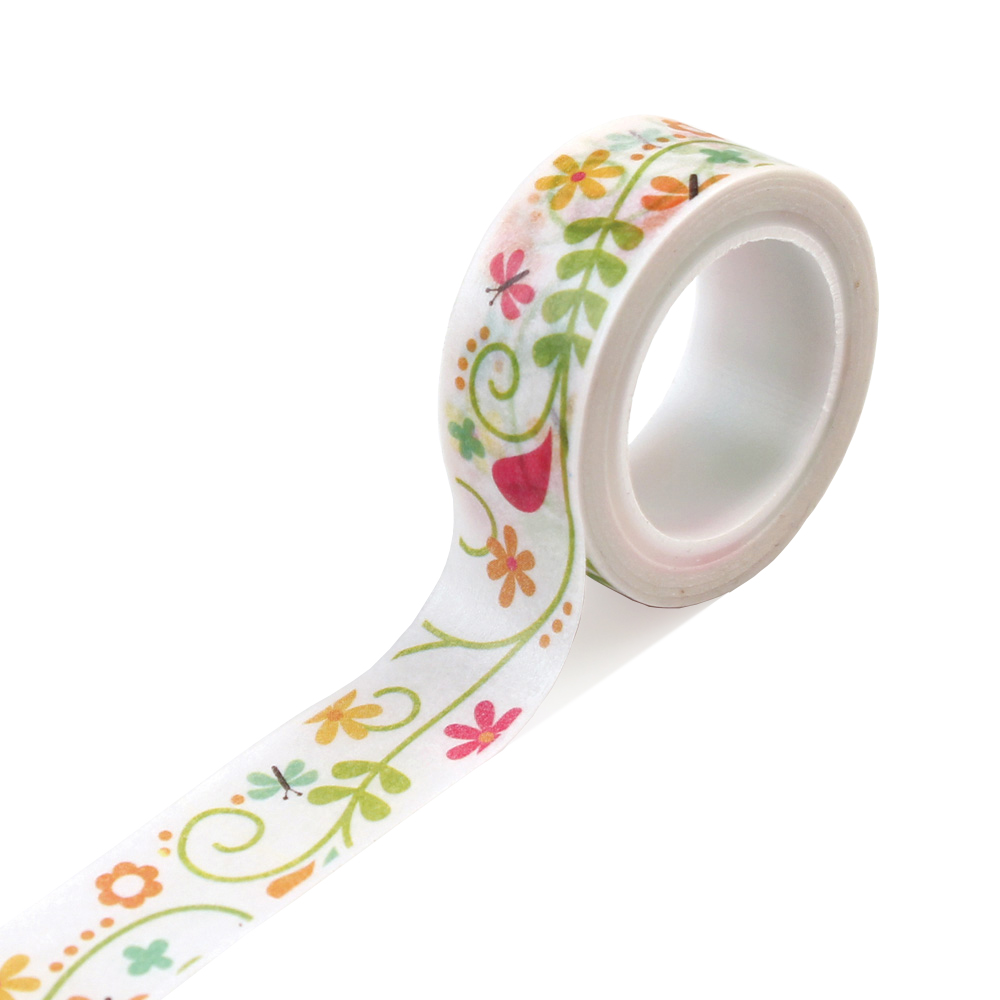 HS105027 Decorative Tape - Ivy Floral