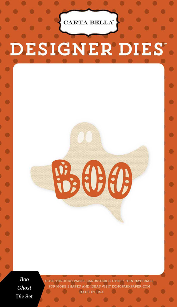 CBHA56040 Boo Ghost <br>Die Set