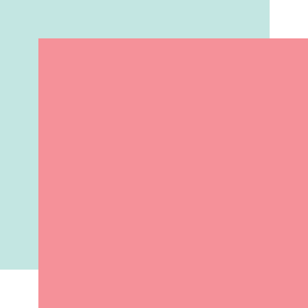 BG171019 Dark Pink Light Blue Coordinating Solid