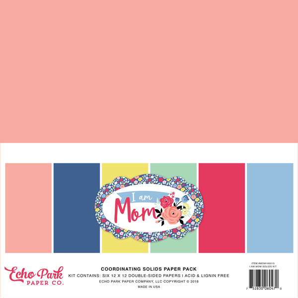 MOM165015 I Am Mom Solids Kit