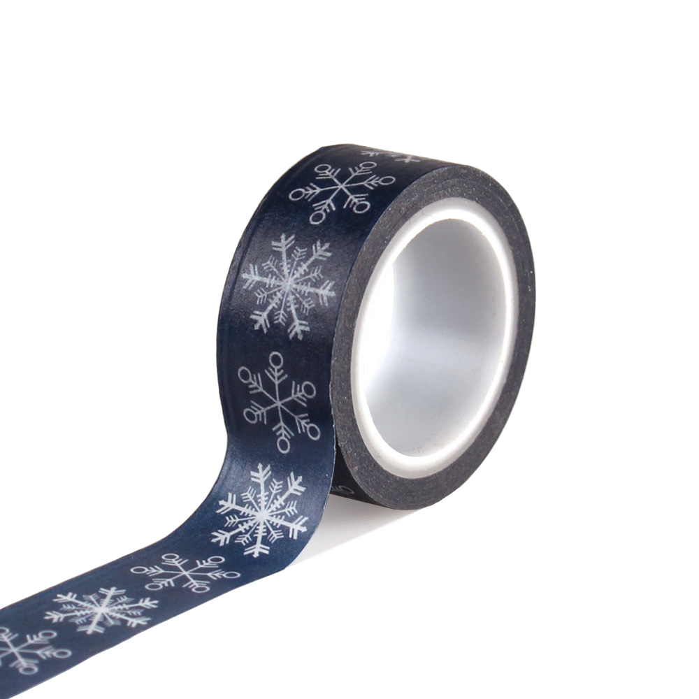 ILW115027 Decorative Tape - Snowflakes