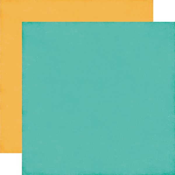 IBC138019 Teal / Yellow<br> Coordinating Solid