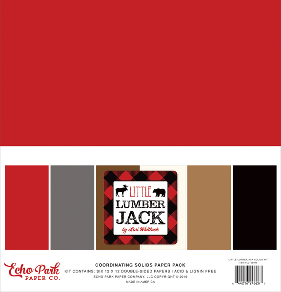 LL195015 Little Lumberjack Solids_Kit