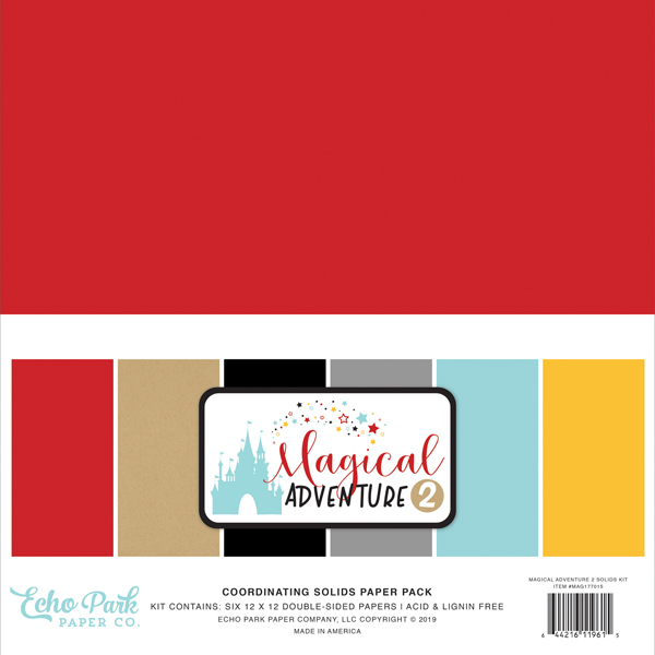 MAG177015 Magical Adventure 2 Solids Kit