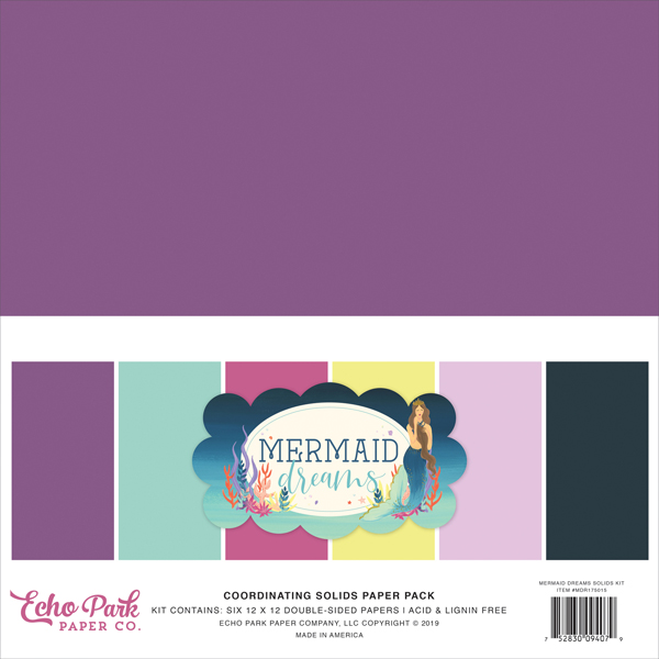 MDR175015 Mermaid Dreams Solids Kit