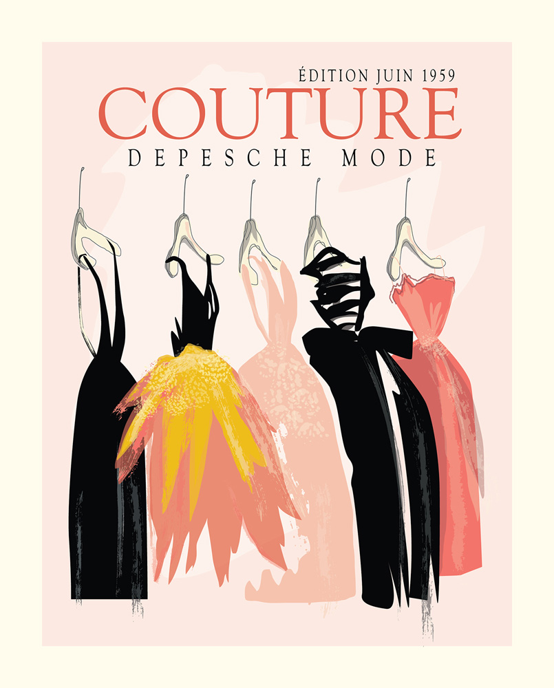 CBMG60075 8x10 Couture Art Print