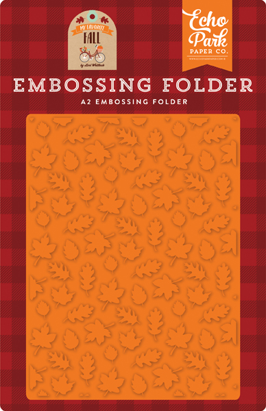 MFF187031 Fall Is In The Air Embossing Folder