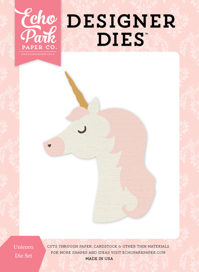 OUG122041 Unicorn <br>Die Set