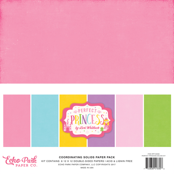 PP130060 Perfect Princess Solids Pack