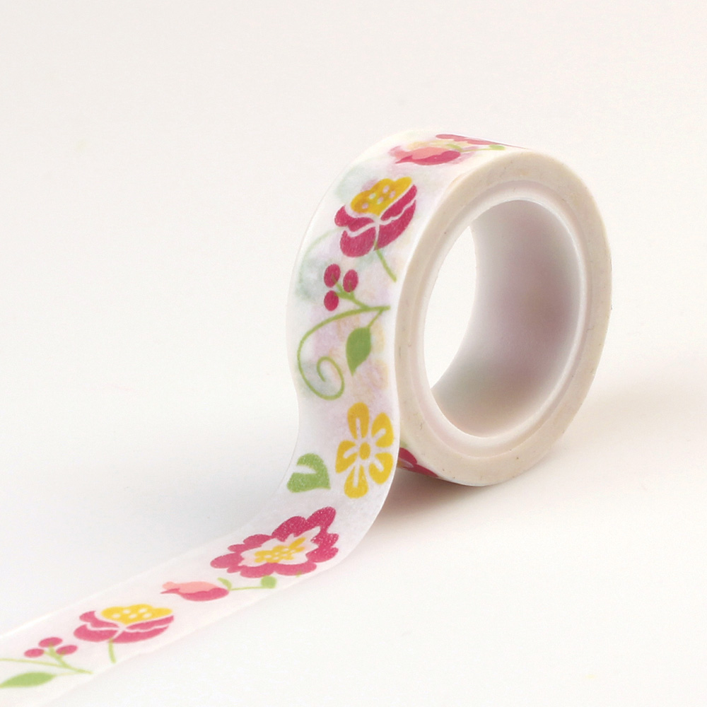 PC103026 Decorative Tape Floral