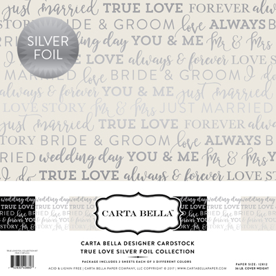 CBTL004 True Love Foil Kit