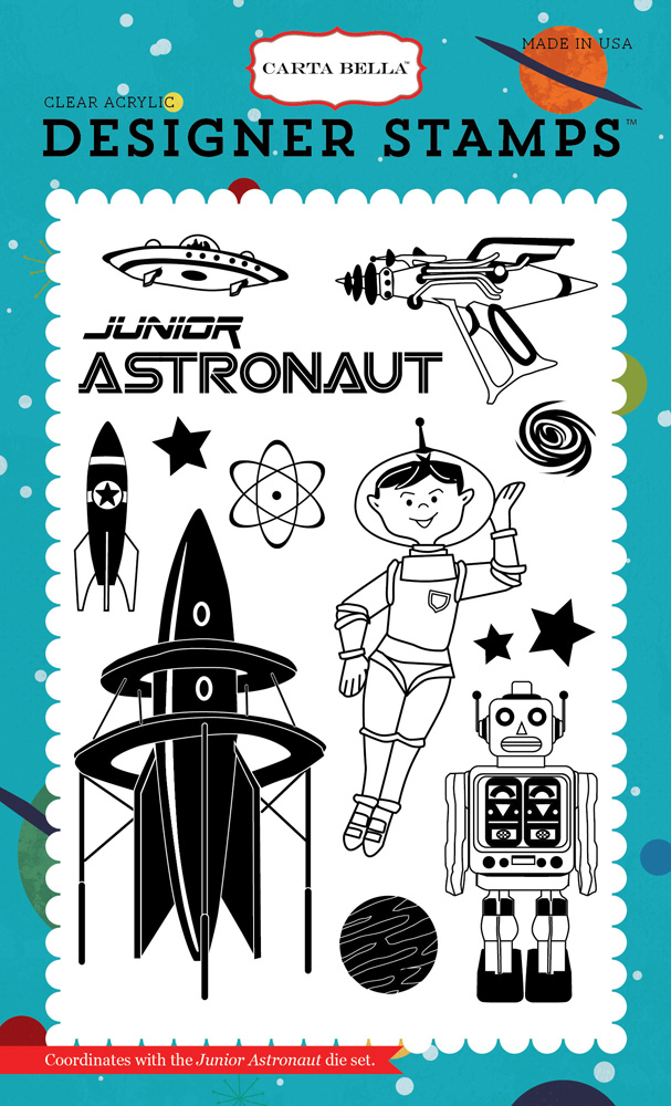 CBSA61044 Junior Astronaut Stamp