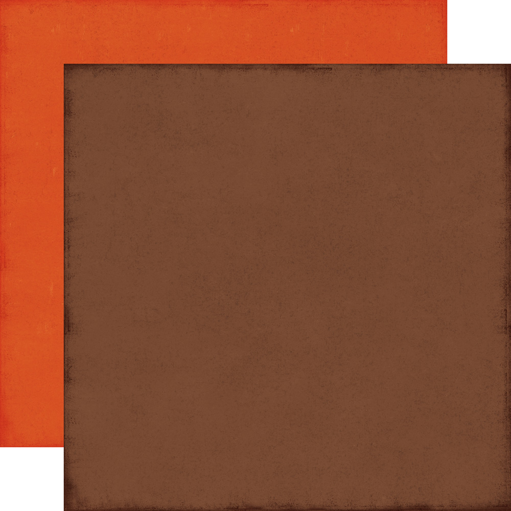 TSF93019 Brown Dark / Orange