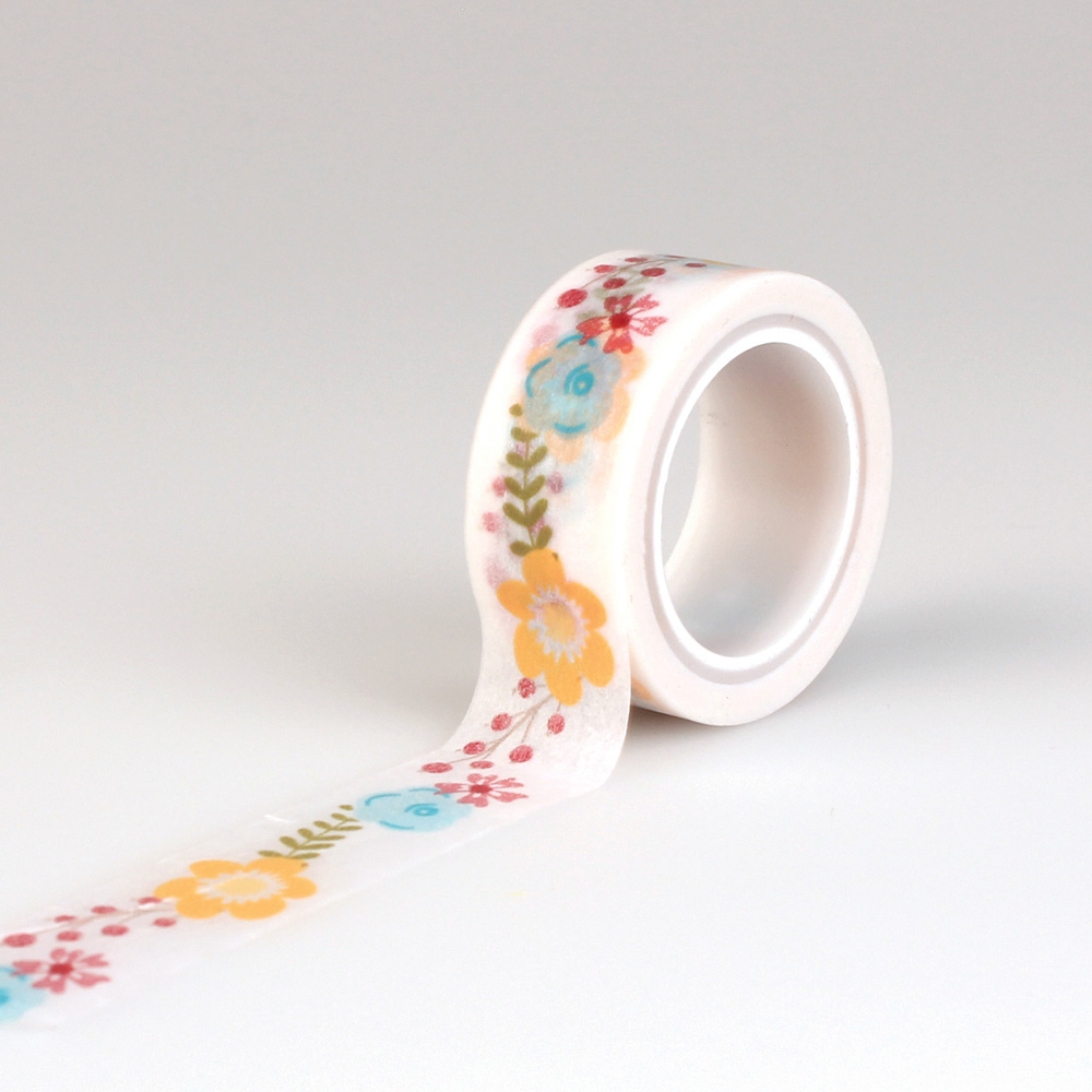 TSY92026 Decorative Tape Floral