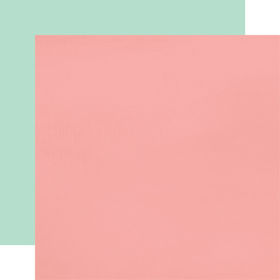 DR126017 Pink / Mint<br> Coordinating Solid
