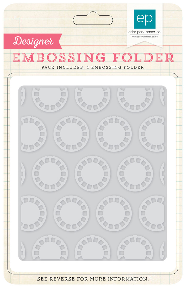 BDG85035 Embossing Folders - View Finder