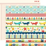 LB8007 Little Boy Borders
