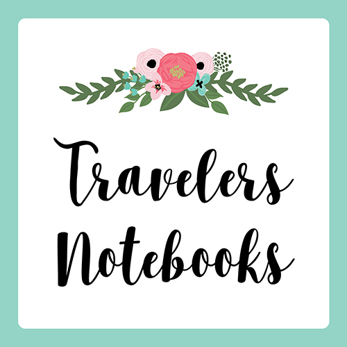 Echo Park Travelers Notebooks
