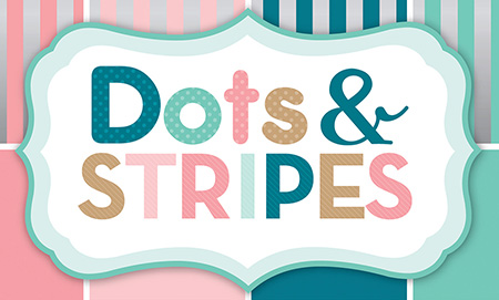 Dots & Stripes Silver