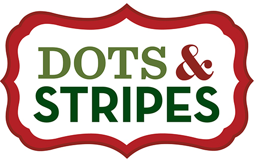 Christmas Dots & Stripes
